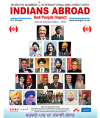Indians Abroad and Punjab Impact
